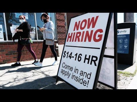 U.S. added 850,000 jobs in June, vs 706,000 estimate