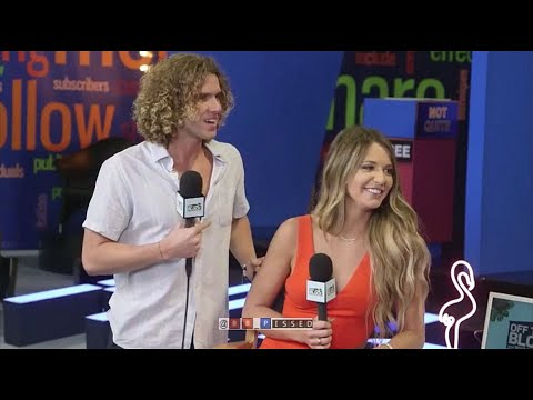 BB20 Runner Up - Tyler\'s Backyard Interview After The BB20 Finale; Angela joins him