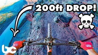 AMERICA'S DEADLIEST TRAIL | Portal Trail - Moab, Utah