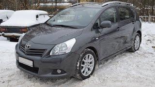 Выбираем б\у авто Toyota Verso (бюджет 600-650тр)
