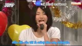 [Vietsub] Yokoyama Yui singing  Blue Bird - NARUTO OPENING
