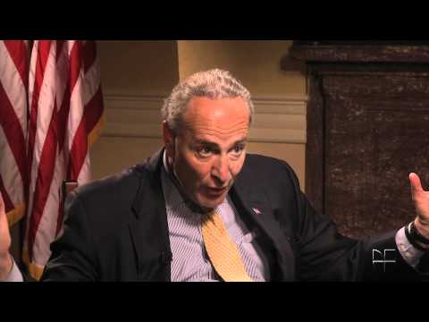 Interview with Sen. Charles Schumer on immigration reform
