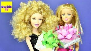 Video Kendin Yap Bölüm 7 | Barbie bebekler için hediye paketi nasıl yapılır | Evcilik TV download MP3, 3GP, MP4, WEBM, AVI, FLV November 2017