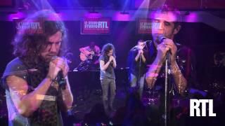 Julien Clerc & Julien Dore - Les dégâts en live dans le Grand Studio RTL - RTL - RTL