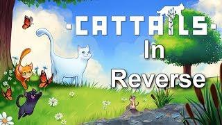 Cattails in Reverse