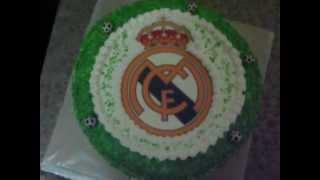 Real Madrid Cake Georgia
