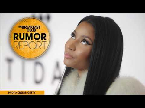 Nicki Minaj Snaps On New Songs With Gucci Mane...
