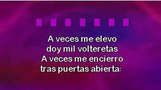 Cuando Nadie me ve Karaoke Alejandro Sanz Baladas Romanticas