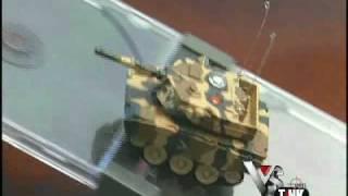 Spotlight: VsTank Abrams Battle Tank Sets