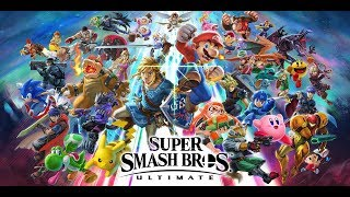 Droppin people with random characters | Trying out all characters Part 4 | Super Smash Bros Ultimate