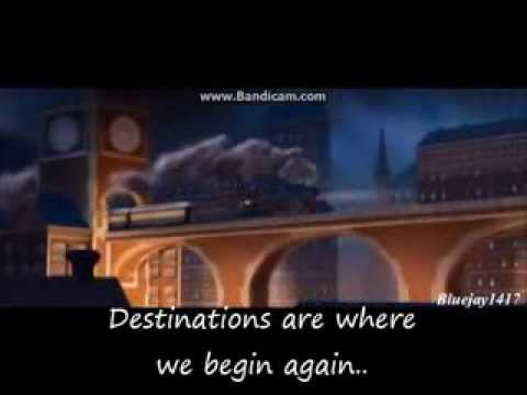 The Polar Express-Believe Lyric Video