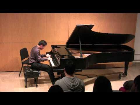 Peter Kim's Recital - Liszt Transcendental Etude No. 10 in F minor