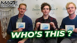 [Who's this ?] : Joe Adler, Blake Cooper, Chris Sheffield - The Maze Runner