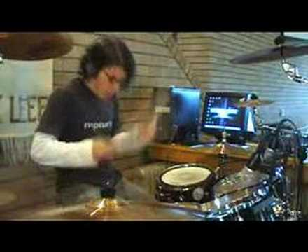 Cobus - Angels and Airwaves - Valkyrie Missile (DRUMS COVER)