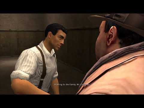 The Godfather: The Don's Edition (PS3) 40 - Hits Contracts (Clemenza 1/2)