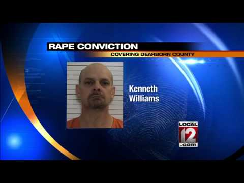 Local man convicted on charges of rape, attempted rape, criminal confinement and battery