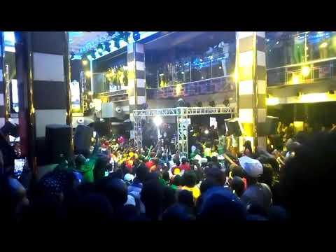 Eddy Kenzo performing Nze Asinga/ Zigido