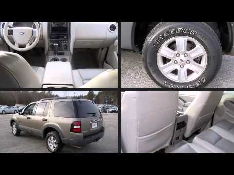 2006 Ford Explorer Xlt 4 0l V6 4wd Abs Traction Control