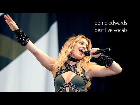 Perrie Edwards' Best Live Vocals