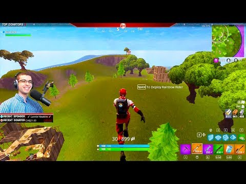 The most satisfying thing in all of Fortnite! (Nick Eh 30\'s BEST Fortnite Moments #5)