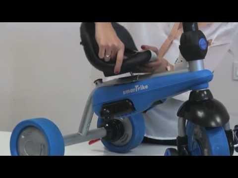 Smart-Trike™ Dream сборка велосипеда.