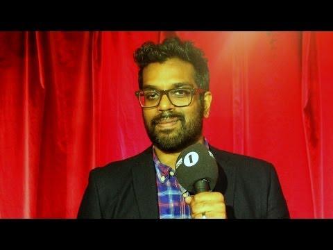 Comedy Lounge -  Romesh Ranganathan. Contains strong language.