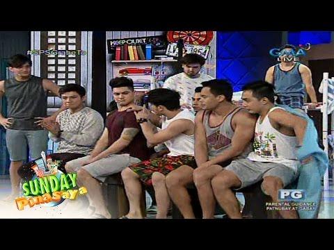 Sunday PinaSaya: Boys overload