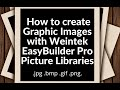 Download How To Create Graphic Images With Weintek EasyBuilder Pro Picture Libraries .jpg .bmp .gif .png. MP3