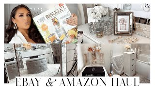 THE BIGGEST AMAZON & EBAY HAUL | HOME DECOR, BEAUTY, LIFESTYLE 2020