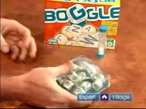How to Play Boggle : How to Setup Boggle to Play with Friends