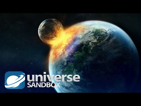 Earth Vs All Planet, beautiful destruction!   Universe Sandbox