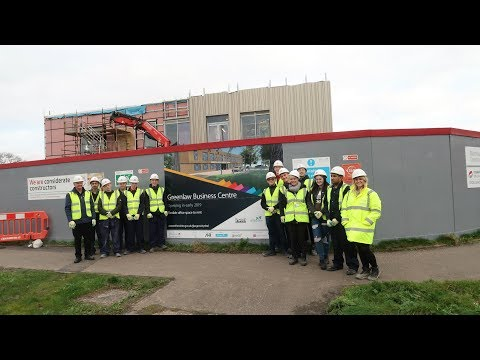 Communities benefit from City Deal funded Greenlaw Business Centre