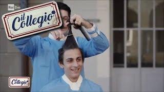 Il taglio capelli dei ragazzi 1^ parte - Prima puntata - Il Collegio 2 thumbnail