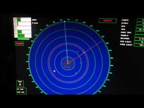 RADAR FAMILARISATION BY AEMA CADETS PART 1