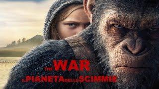 The War Il Pianeta delle Scimmie - Recensione
