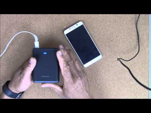 INSIGNIA PORTABLE CHARGER 10,400 mAH YouTube