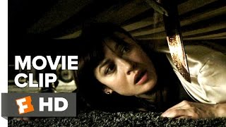 Momentum Movie CLIP - Under the Bed (2015) - Olga Kurylenko, Morgan Freeman Movie HD