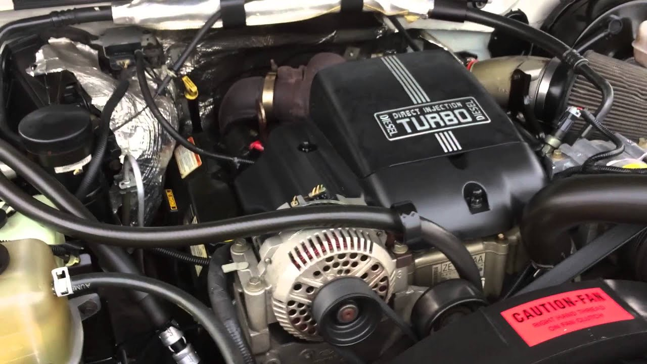 1996 ford f250 4x4 7 3l power stroke turbo diesel [ 1280 x 720 Pixel ]