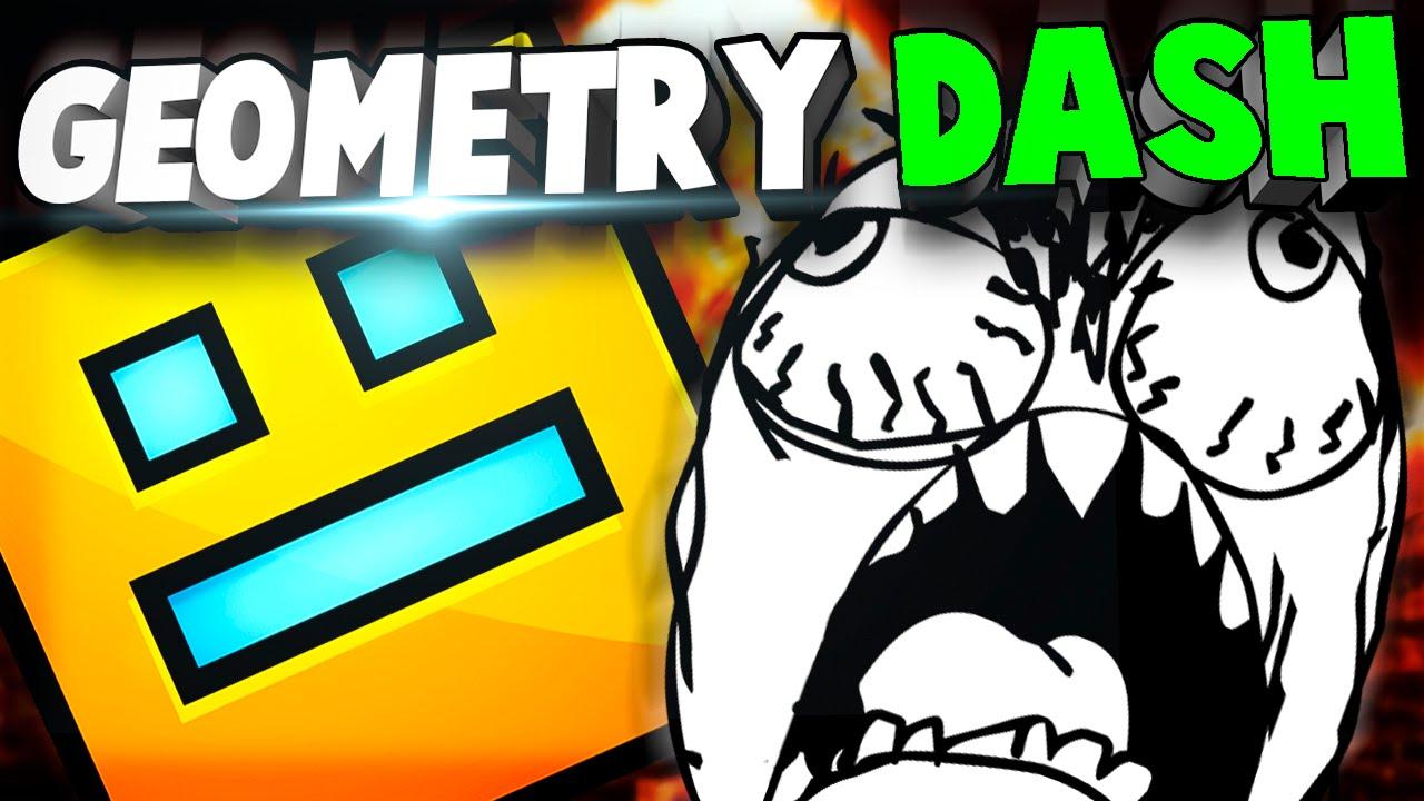 Nooooooooooooooo geometry dash youtube