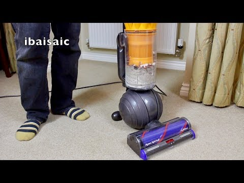 Dyson Light Ball Vacuum Cleaner Unboxing, Assembly & Demonstration