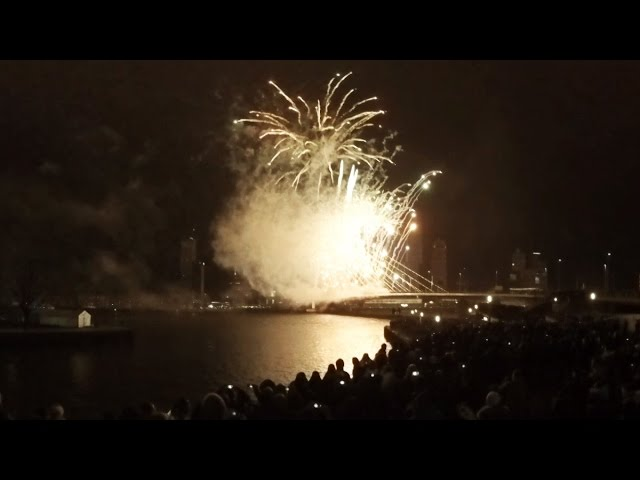 360° - Rotterdam New Years Eve 2016