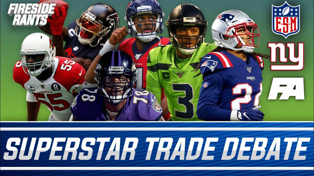 Giants should consider trading for Chandler Jones