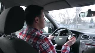 1# Poradnik dla kupujących auta używane - jazda testowa Ford Focus II