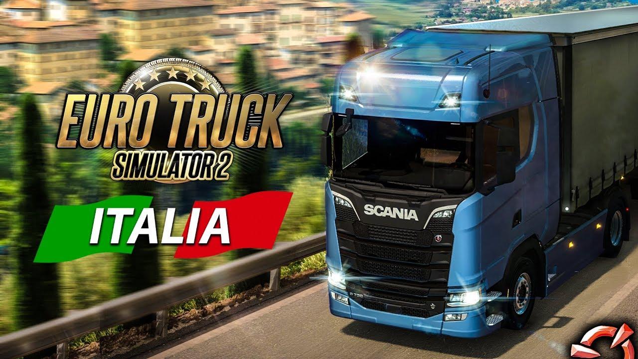 euro truck simulator 2 italia 1 auf nach bologna i. Black Bedroom Furniture Sets. Home Design Ideas