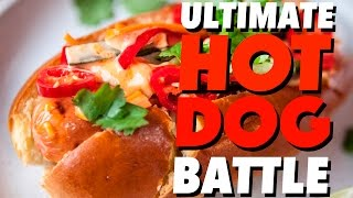 ULTIMATE HOT DOG BATTLE
