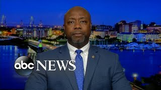 Sen. Tim Scott on Biden's 'you ain't black' comment
