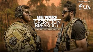 BB Wars: Operation Breakout Trailer Pt. 2!! - Airsoft GI