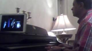 اعتزلت الغرام .. ماجدة الرومى .. موسيقى على بيانو طارق بغدادى