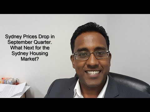 Sydney House Prices  Drop $23,000. What Happens Next...