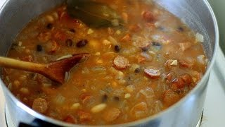 Best Bean Soup Recipe ...easy And Delicious